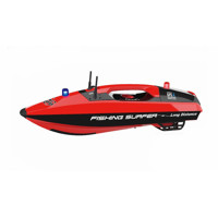 FISHING SURFER FUTTERBOOT 2,4GHZ RTR